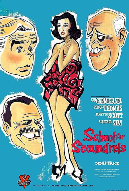 School For Scoundrels 1960 a