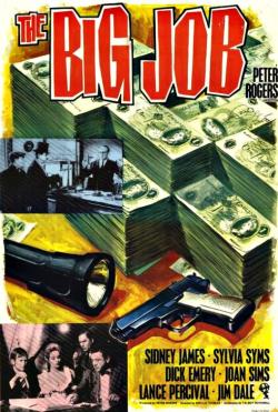 The Big Job 1965 dvd
