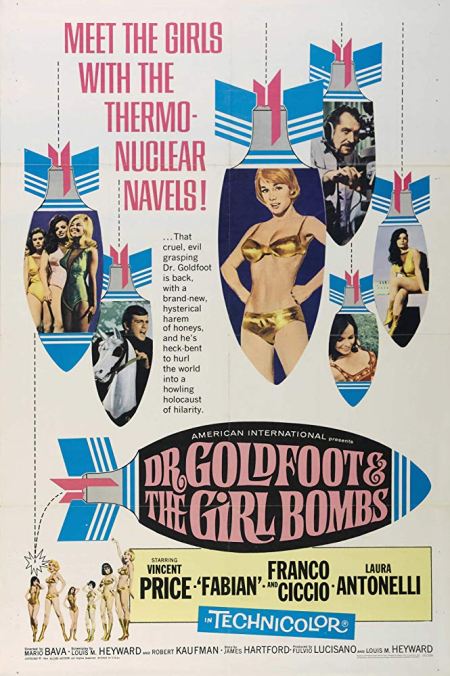 Dr goldfoot and the girl bombs 1966