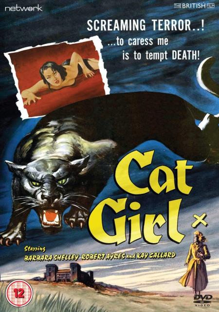 Cat girl 1957 dvd