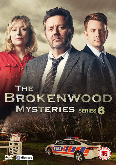 The Brokenwood Mysteries Series 6 dvd
