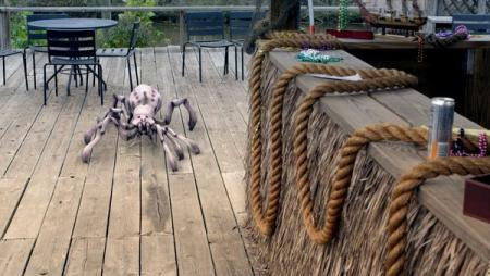 Arachnoquake 2012 spiders