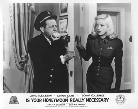 Is Your Honeymoon Really Necessary 1953