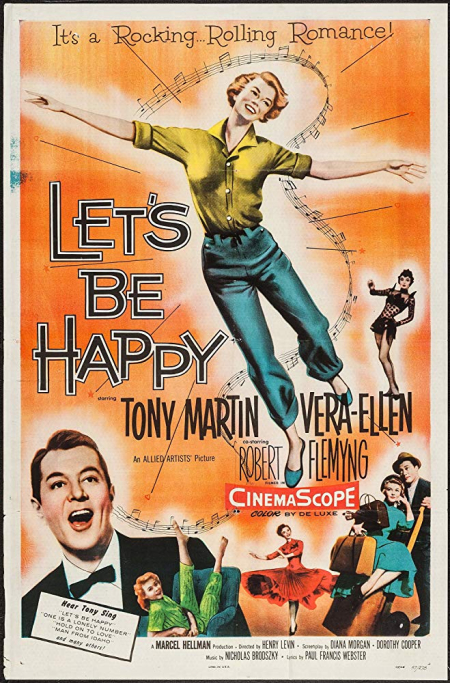 Lets be happy 1957