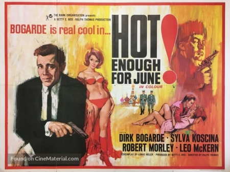 Hot Enough For June 1964 b