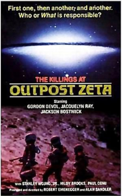 Killings at outpost zeta 1980