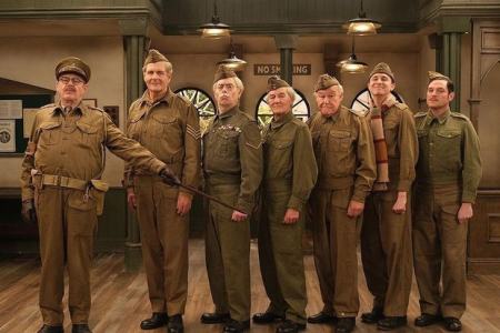 Dad's army the lost episodes cast