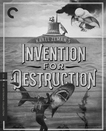 Invention Of Destruction 1958 a