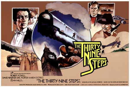 The 39 Steps 1978 a