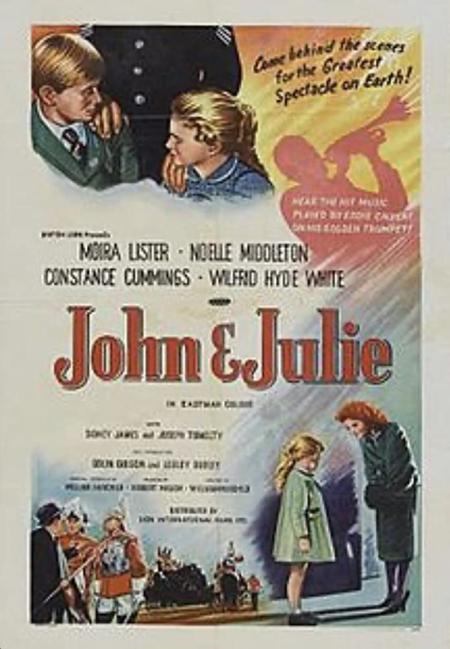 John and julie 1955