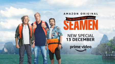 The Grand Tour Season 4 Seaman
