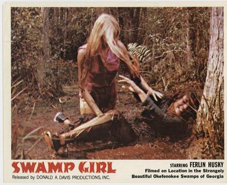 Swamp girl 1971 b