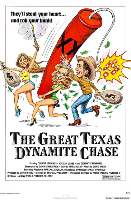 The Great Texas Dynamite Chase 1976