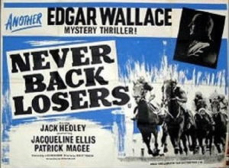 Never Back Losers 1961