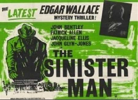 The Sinister Man 1961