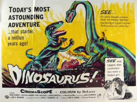 Dinosaurus 1960