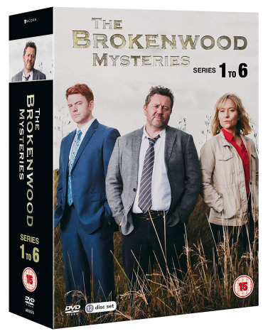 The brokenwood mysteries s1-6