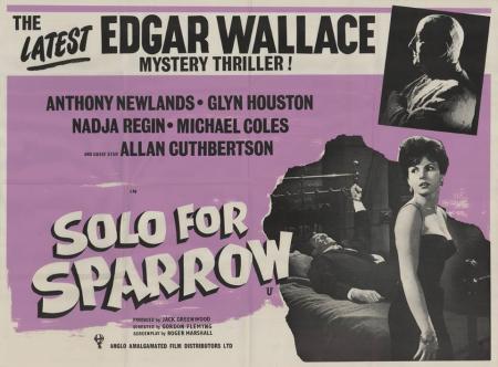 Solo For Sparrow 1962 e
