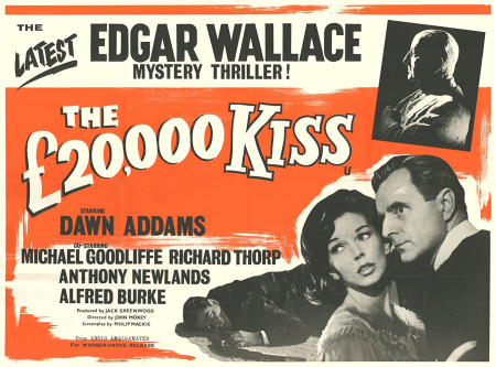 The £20 000 Kiss 1962