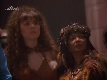 The adv of captain zoom in outer space 1995 princess tyra and sagan