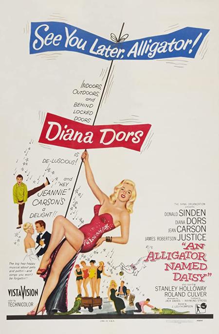 An Alligator Named Daisy 1955