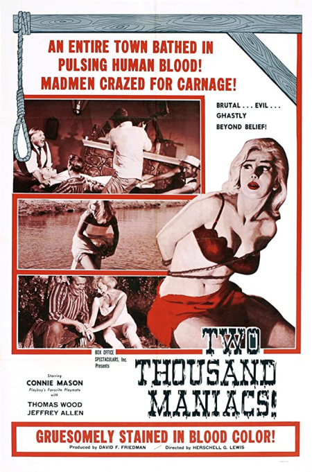 Two Thousand Maniacs! 1964