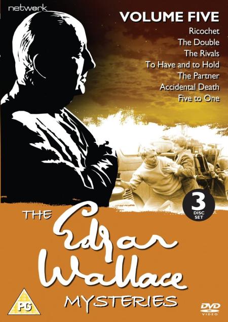 Edgar Wallace Mysteries Volume 5