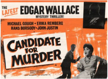 Candidate for murder 1962