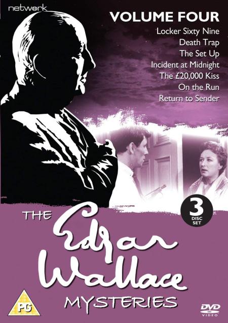 The Edgar Wallace Mysteries Volume 4