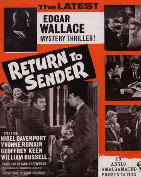 Return To Sender 1962