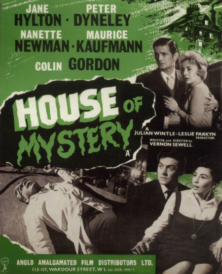 House of mystery 1961