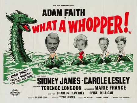 What A Whopper 1961 c