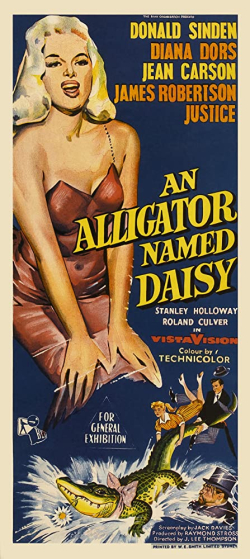 An Alligator Named Daisy 1955 m