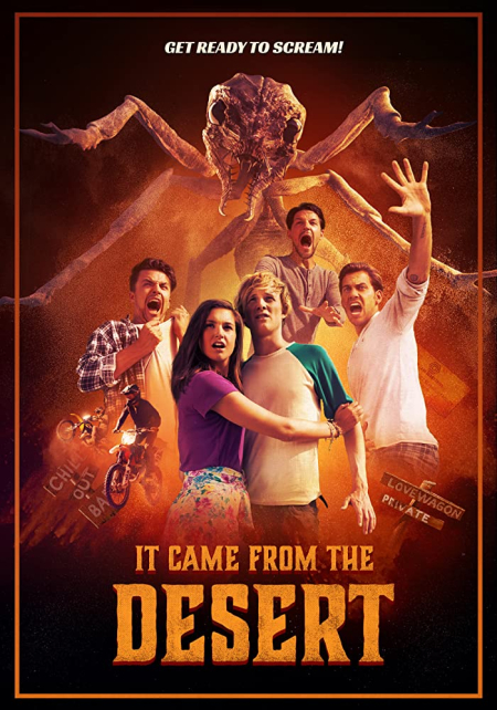It came from the desert 2017