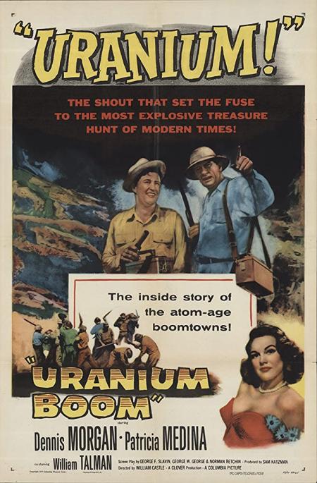 Uranium Boom 1956