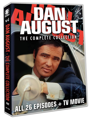 Dan august dvd
