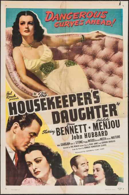 The Housekeeper's Daughter 1939