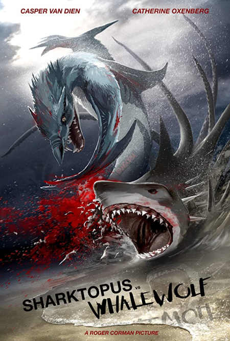 Sharktopus vs whalewolf 2015