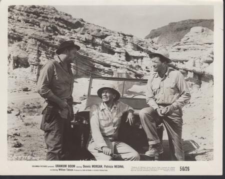 Uranium Boom 1956 dennis william