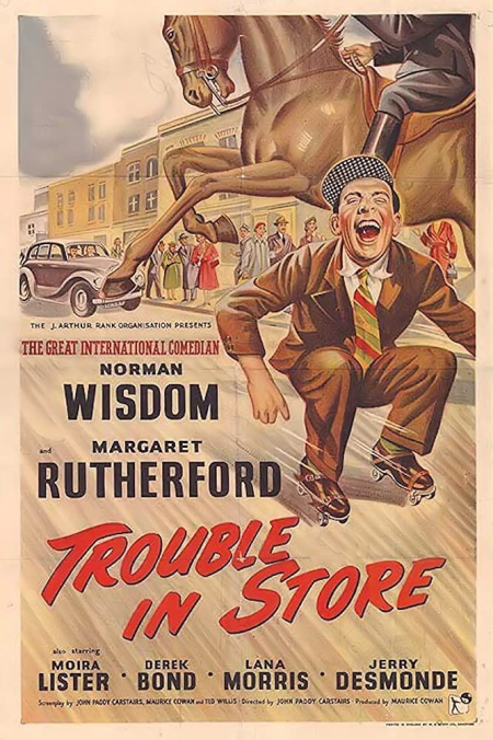 Trouble In Store 1953