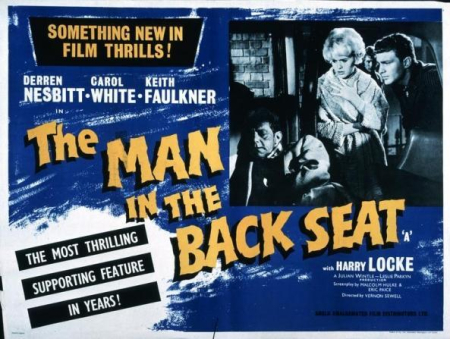 The Man In The Back Seat 1961 a