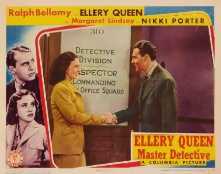 Ellery Queen  Master Detective 1940 c