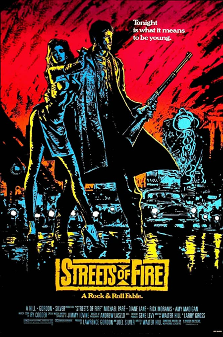 Streets of fire 1984 a