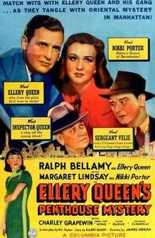 Ellery Queen's Penthouse Mystery 1940 b