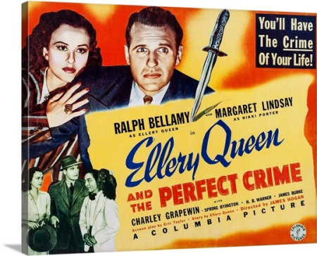 Ellery Queen And The Perfect Crime 1941 b