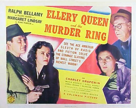 Ellery Queen And The Murder Ring 1941 b