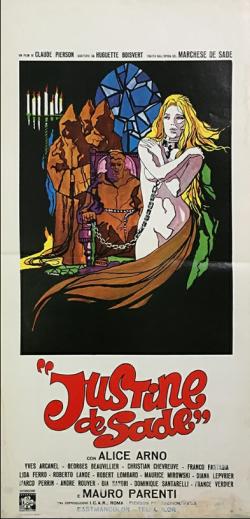Justine De Sade 1972 (2)