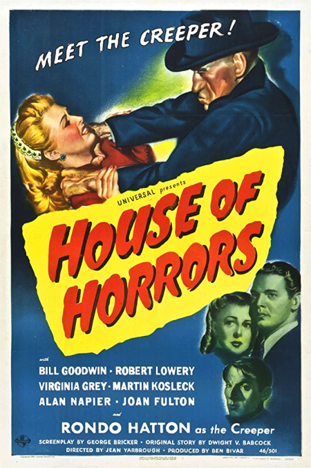 HOUSE OF HORRORS 1946 a