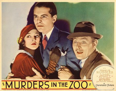Murders in the zoo 1933 c