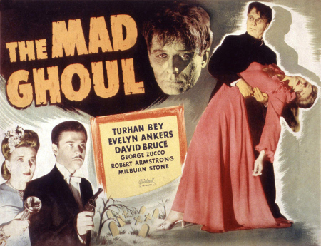 The Mad Ghoul 1943 d